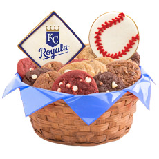WMLB1-KAN - MLB Basket - Kansas City Royals