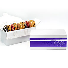 SOGMHB12 - Happy Birthday Gift Box – 1 Dozen Gourmet Cookies