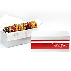 SOGMJB12 - Just Because Gift Box – 1 Dozen Gourmet Cookies