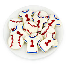 TRY501 - Baseball Favor Tray