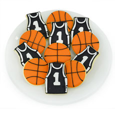TRY502 - Basketball Favor Tray