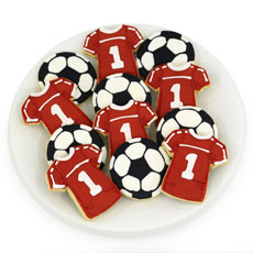 TRY505 - Soccer Favor Tray