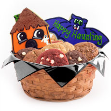 W466 - Happy Haunting Basket