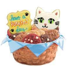 W500 - Purrfect Cats Basket
