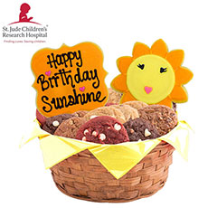 WSJ2 - St. Jude Birthday Sunshine Basket