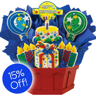 Save 15% Today Only!