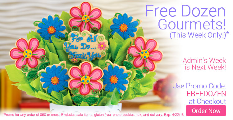 Cookie bouquet cookie delivery gourmet gifts cookies by design negle Images