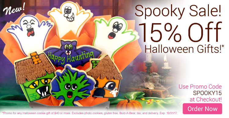 15% Off Halloween Gifts This Week Only!