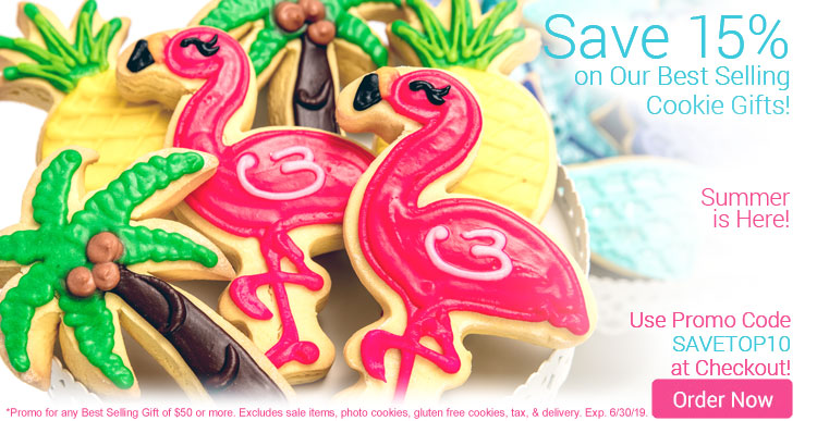 Save 15% on our Best Selling Cookie Gifts!