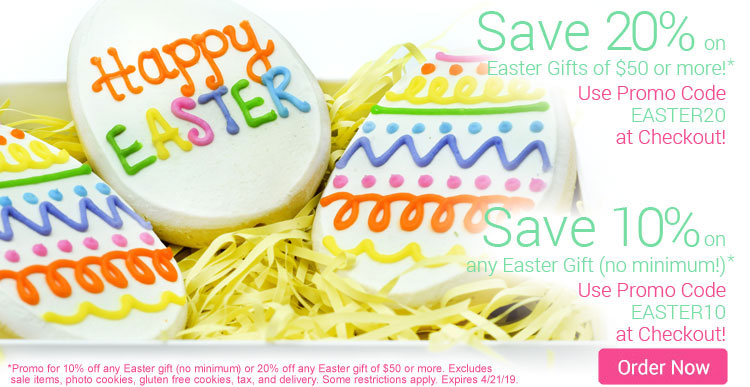 10 Off No Min Promo Code EASTER10 Or 20