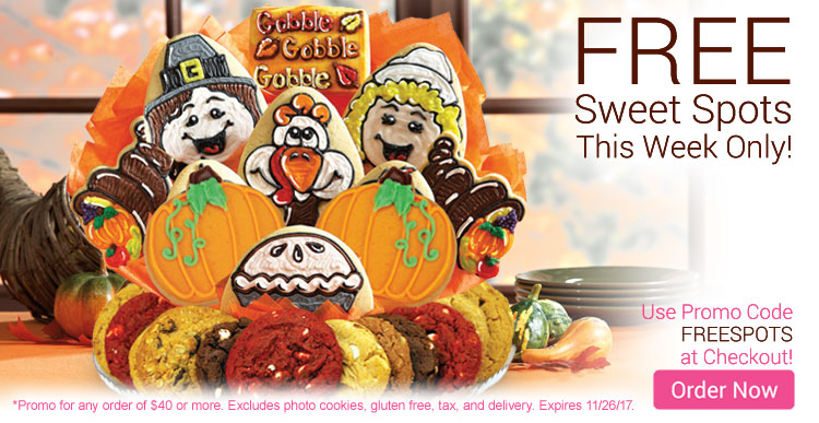 Free Sweet Spots This Week Only!