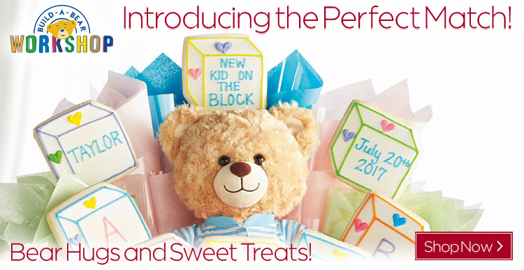 Build-A-Bear Gifts!