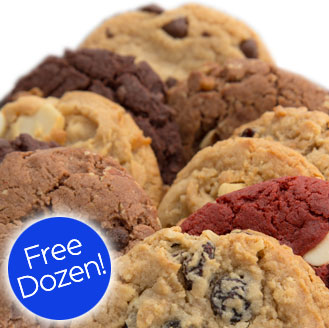 Free gourmets this week only!