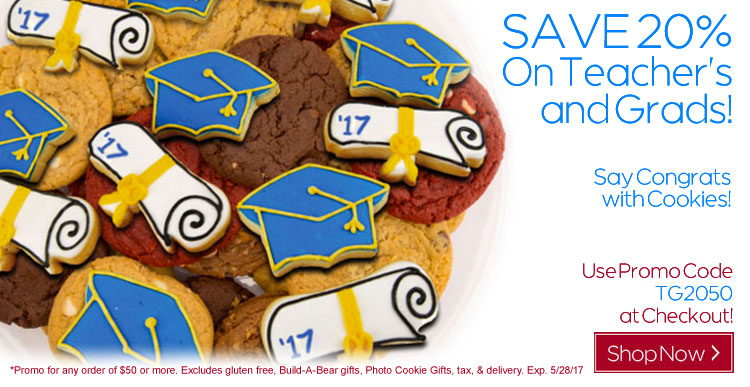 Save 20% on Teachers and Grads!