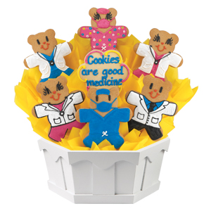 DOCTOR'S DAY COOKIE GIFTS