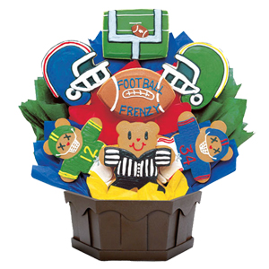 SUPER FOOTBALL COOKIES