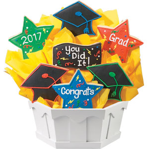 GRADUATION COOKIE GIFTS