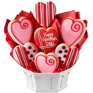 VALENTINE'S DAY COOKIES & GIFTS