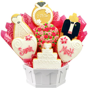 WEDDING BASKETS AND COOKIE FAVORS