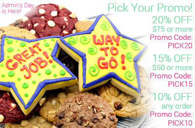 Customer Favorite Cookie Arrangements
