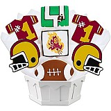 NCAA1-ASU - NCAA Cookie Bouquet - Arizona State University