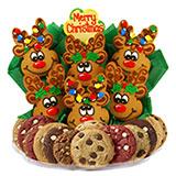 B277 - Christmas Reindeer Roundup BouTray™