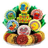 B436 - Sesame Street Birthday Boutray