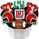NCAA1-BOS - NCAA Cookie Bouquet - Boston University