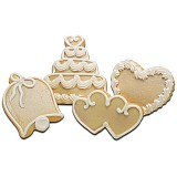 CFA4 - Wedding Cookie Favors