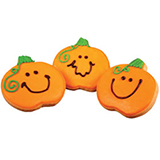 CFH2 - Halloween Pumpkins Cookie Favors