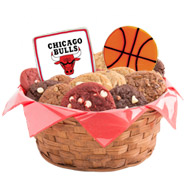 WNBA1-CHI - Pro Basketball Basket - Chicago
