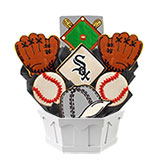 MLB1-CWS - MLB Bouquet - Chicago Whitesox