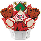 MLB1-CIN - MLB Bouquet - Cincinatti Reds