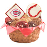WMLB1-CIN - MLB Basket - Cincinatti Reds