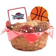 WNBA1-CLE - Pro Basketball Basket - Cleveland