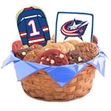 WNHL1-CBJ - Hockey Basket - Columbus Blue