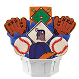 MLB1-DET - MLB Bouquet - Detroit Tigers