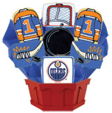 NHL1-EDM - Hockey Bouquet - Edmonton