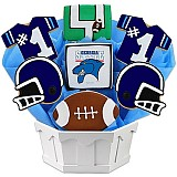 NCAA1-GAST - NCAA Cookie Bouquet - Georgia State