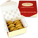 BX9-CC - Two Dozen Chocolate Chip Gourmets