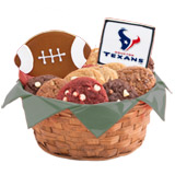 WNFL1-HOU - Football Basket - Houston