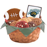 WNFL1-JAC - Football Basket - Jacksonville
