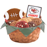 WNFL1-KC - Football Basket - Kansas City