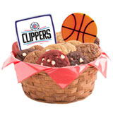 WNBA1-LAC - Pro Basketball Bouquet - LA LAC
