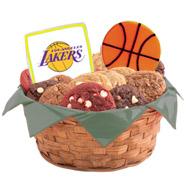 WNBA1-LAL - Pro Basketball Basket - LA LAL