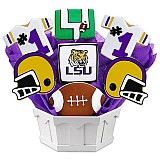 NCAA1-LSU - NCAA Cookie Bouquet - Louisiana State University