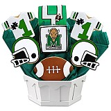 NCAA1-MAR - NCAA Cookie Bouquet - Marshall University