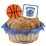 WNBA1-NOH - Pro Basketball Basket - New Orleans