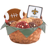 WNFL1-NO - Football Basket - New Orleans