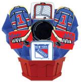 NHL1-NYR - Hockey Bouquet - New York NYR